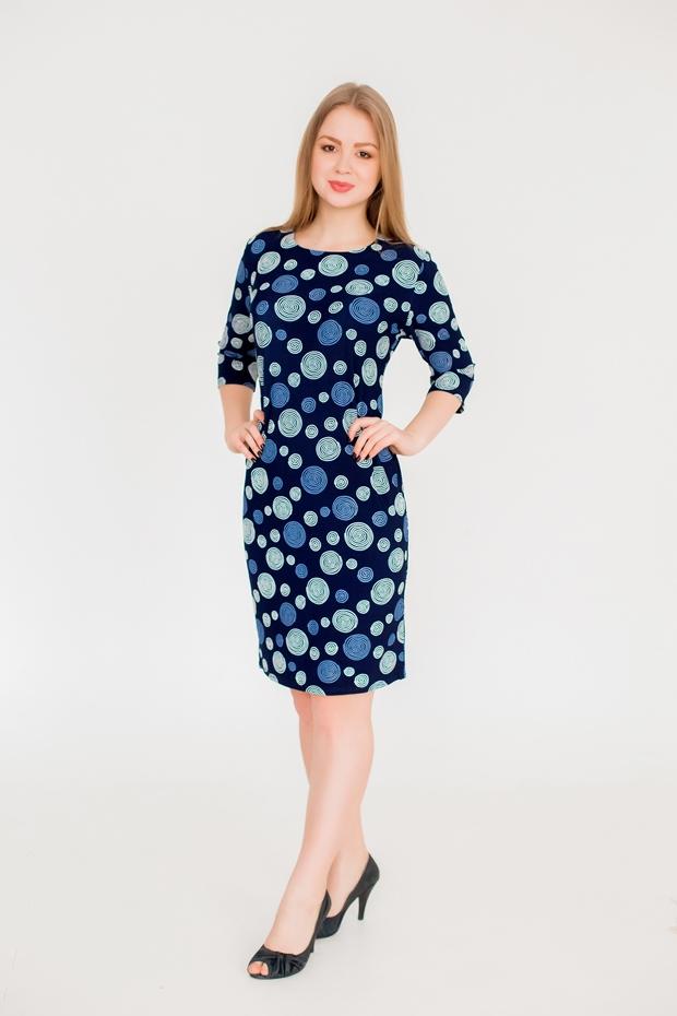Женские нарядные трикотажные платья оптом иваново